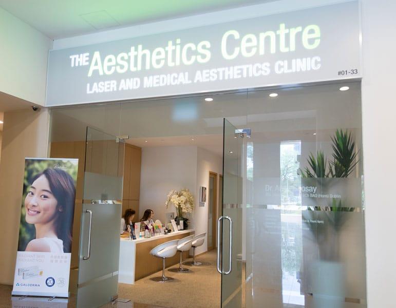 Aesthetics Clinic Singapore - The Aesthetics Centre