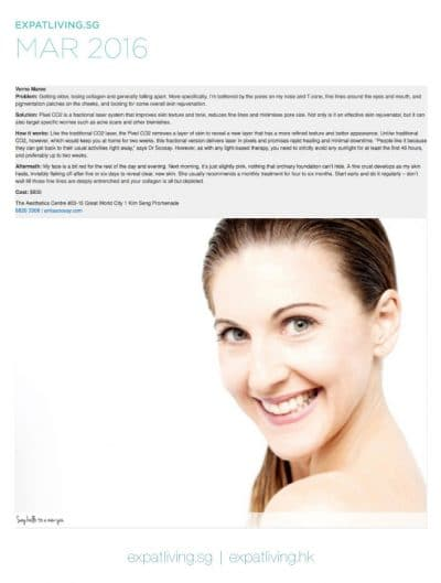 Skin Resurfacing Singapore - Is this treatment for you?