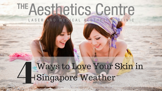 Skin Revitalisation Singapore - The Aesthetics Centre