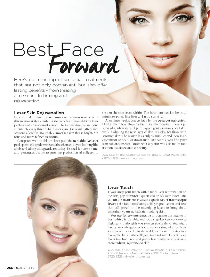 Skin Resurfacing Singapore - Convenient and Effective in Treating Acne Scars, Firming, and Revitalising