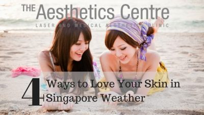 Skin Revitalisation Singapore - The Aesthetics Centre