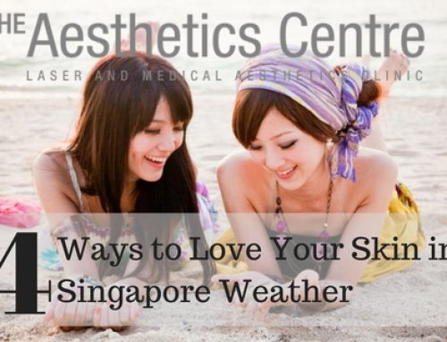 4 Ways to Love Your Skin in Singapore Weather