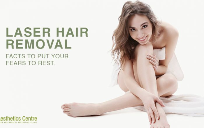 Laser Hair Removal Facts to Put Your Fears to Rest