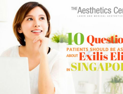 10 Questions Patients Should Be Asking About Exilis Elite in Singapore