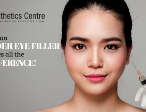 How an Under Eye Filler Makes All the Difference!
