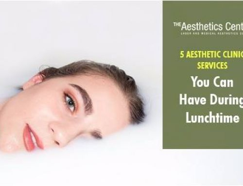 5 Aesthetic Clinic Services You Can Have During Lunchtime