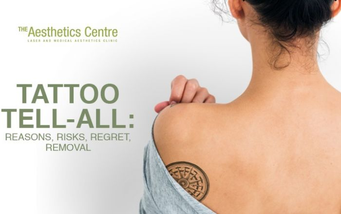 All About Tattoo Reasons, Risks, Regret, and Removal – The Aesthetics Centre Singapore Blog