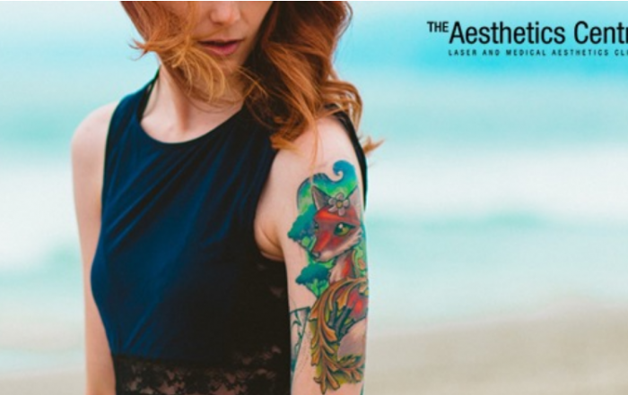 Breaking down the cost of Laser Tattoo Removal in Singapore - The Aesthetics Centre