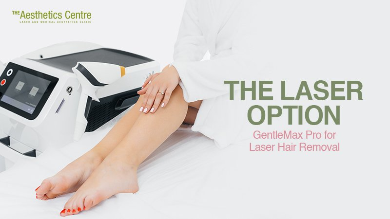 The Aesthetics Centre-The Laser Option