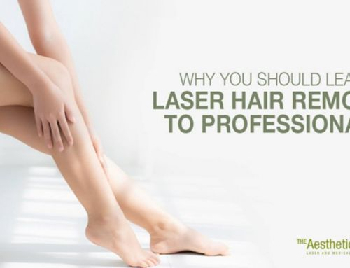 Laser Hair Removal Procedure vs. Home-use IPL Handset—What's the score?