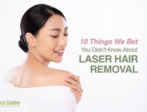 10 Things We Bet You Didn't Know About Laser Hair Removal
