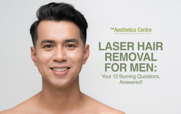 The Aesthetics Centre - Laser Hair Removal for Men